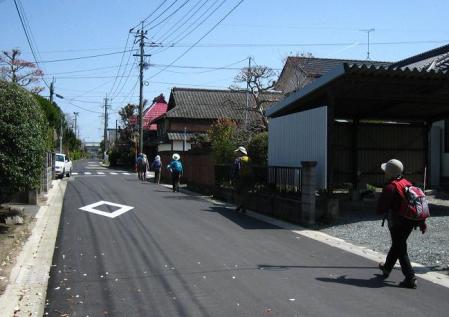 長崎街道神埼 120