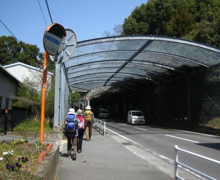 長崎街道神埼 186
