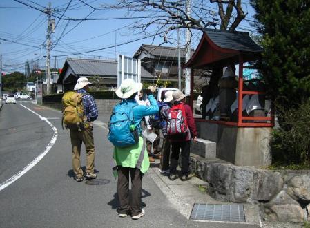 長崎街道神埼 179