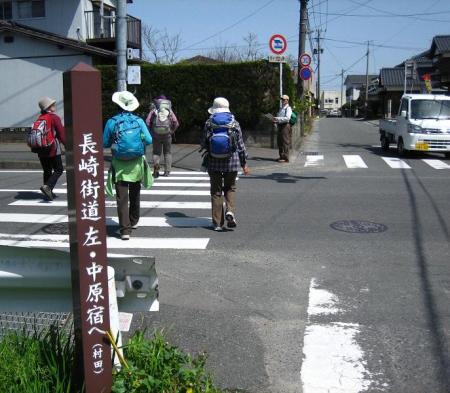長崎街道神埼 174