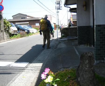 長崎街道神埼 175