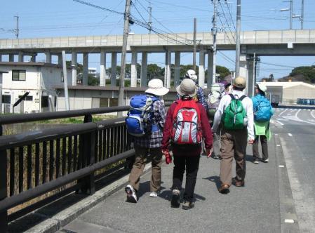 長崎街道神埼 194