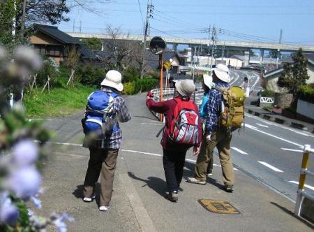 長崎街道神埼 191