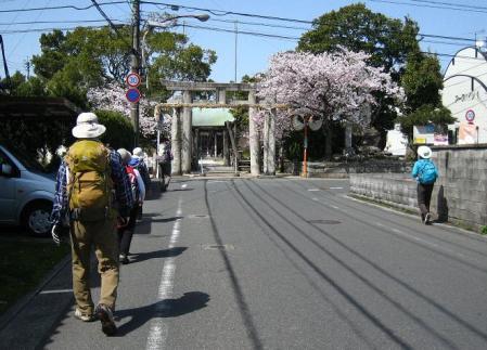 長崎街道神埼 216
