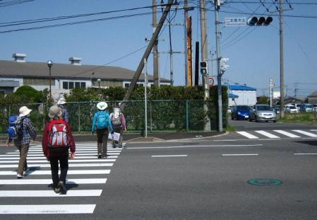 長崎街道神埼 207