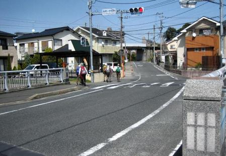 長崎街道神埼 238