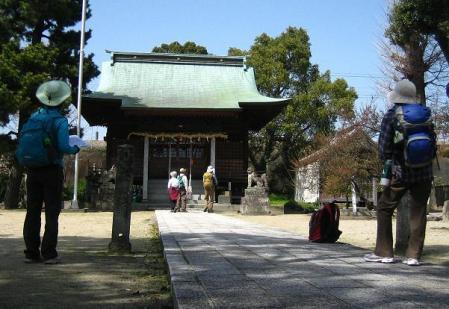長崎街道神埼 230