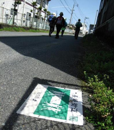 長崎街道神埼 200