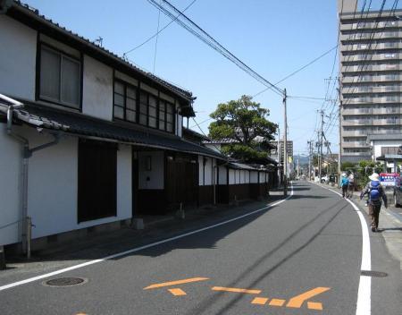 長崎街道神埼 258