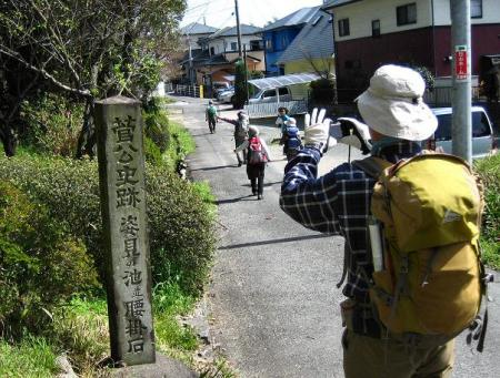 長崎街道神埼 240