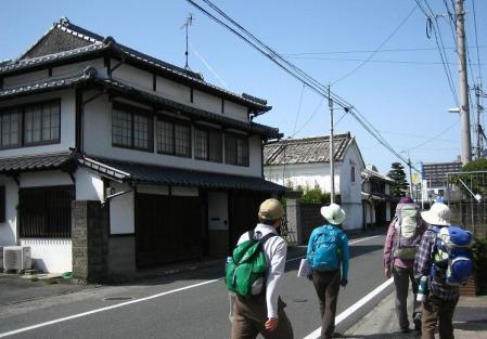 長崎街道神埼 259