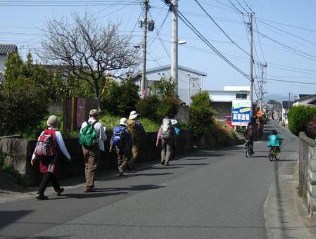 長崎街道神埼 290