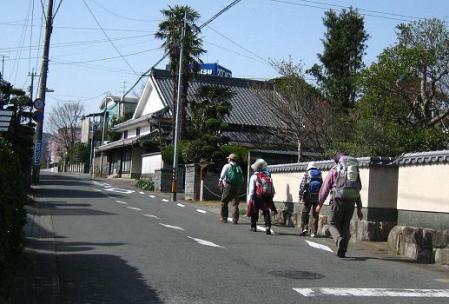 長崎街道神埼 311