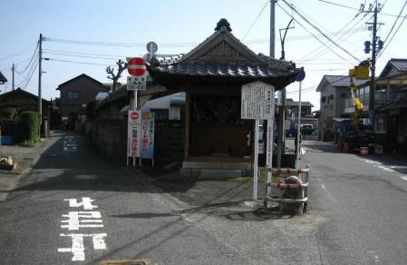 長崎街道神埼 310