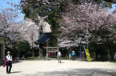 長崎街道神埼 317
