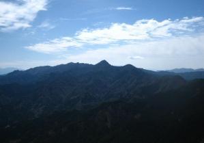山開きから迫岳 149