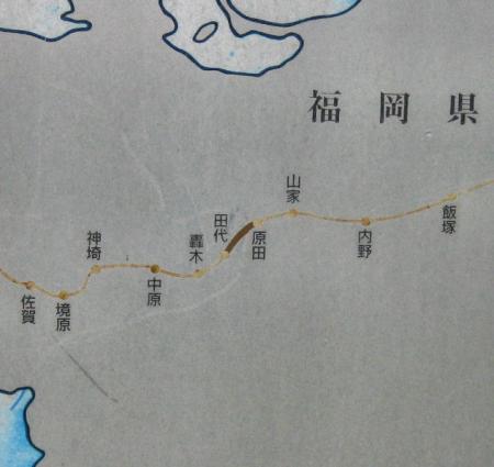 長崎街道 内野宿 026