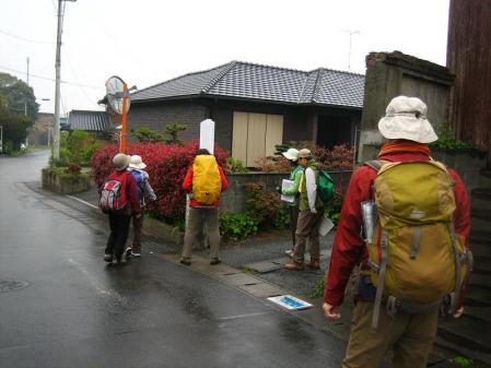 長崎街道 内野宿 009