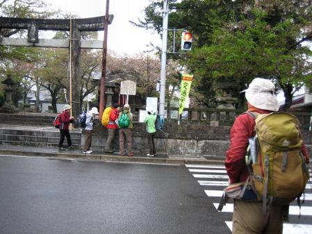 長崎街道 内野宿 006