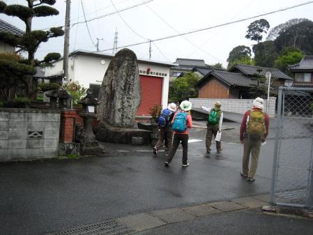長崎街道 内野宿 044