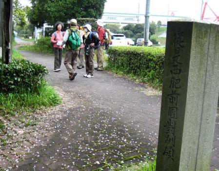 長崎街道 内野宿 068
