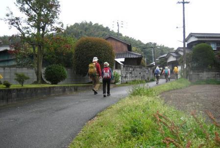 長崎街道 内野宿 083