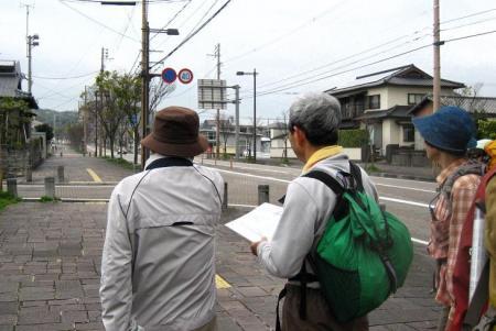 長崎街道 内野宿 075