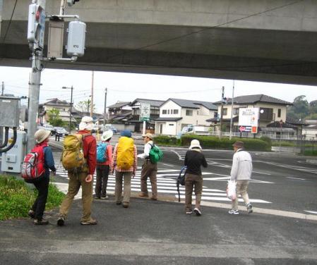 長崎街道 内野宿 073