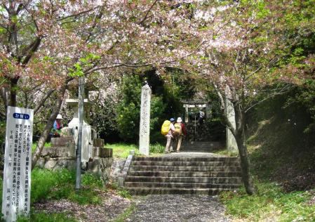 長崎街道 内野宿 116