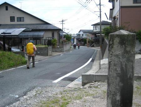 長崎街道 内野宿 152