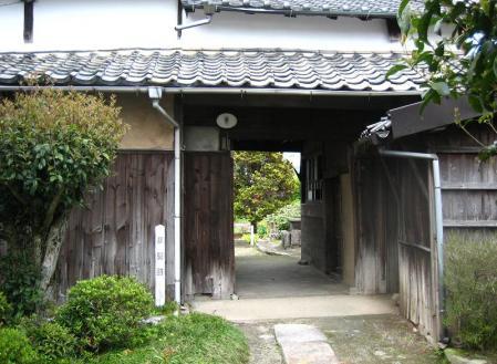 長崎街道 内野宿 180