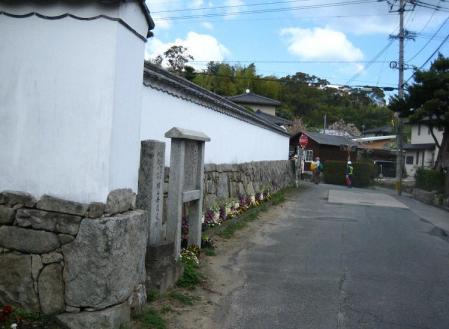 長崎街道 内野宿 173