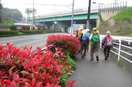 長崎街道 内野宿 057