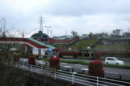 長崎街道 内野宿 055