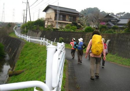 長崎街道 内野宿 054