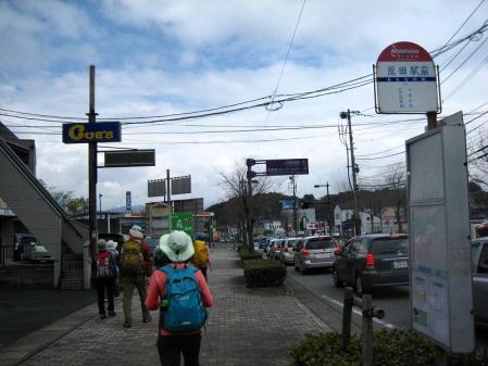 長崎街道 内野宿 086