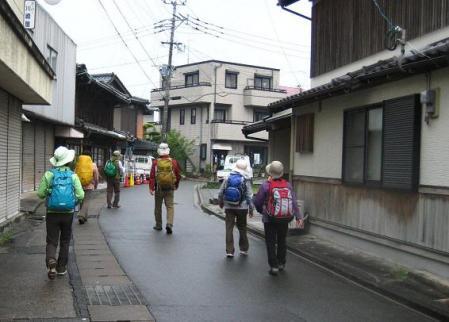 長崎街道 内野宿 037
