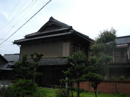 長崎街道 内野宿 035