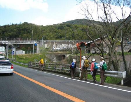 長崎街道 内野宿 203