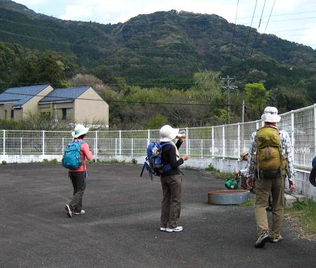 長崎街道 内野宿 201