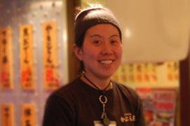 上野店店長