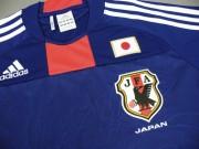 日本代表2010ホームユニフォーム