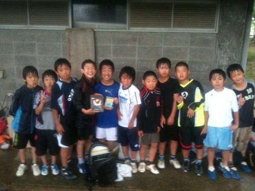三郷チャレンジカップ 3位