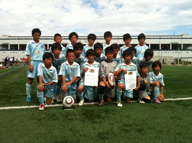 全日本少年サッカー大会 大阪府大会 準優勝