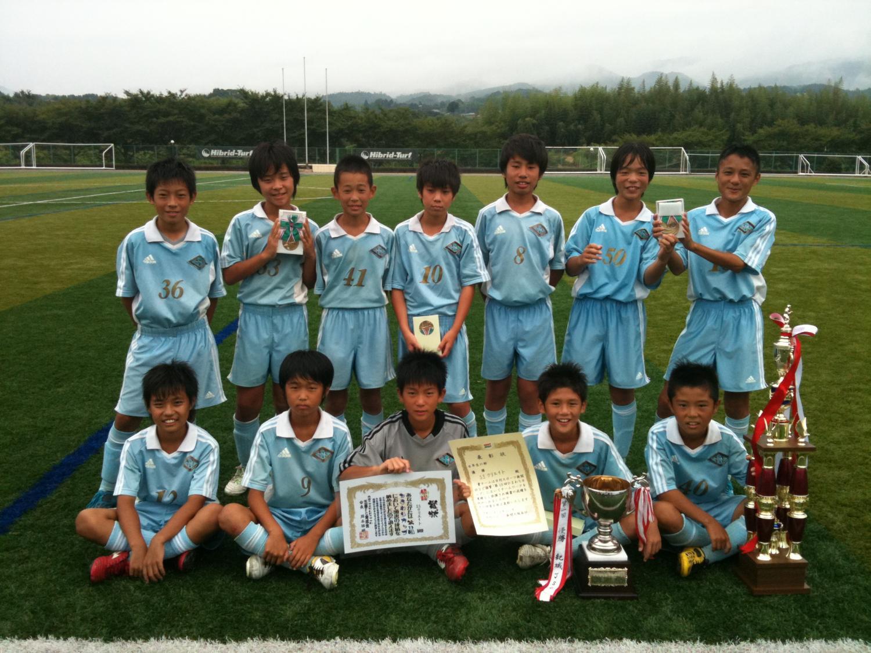 2011ひまわりカップ優勝