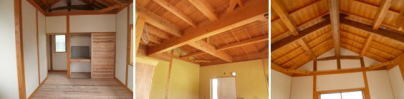 南阿蘇村河陰新築一戸建てオープンハウス内観写真