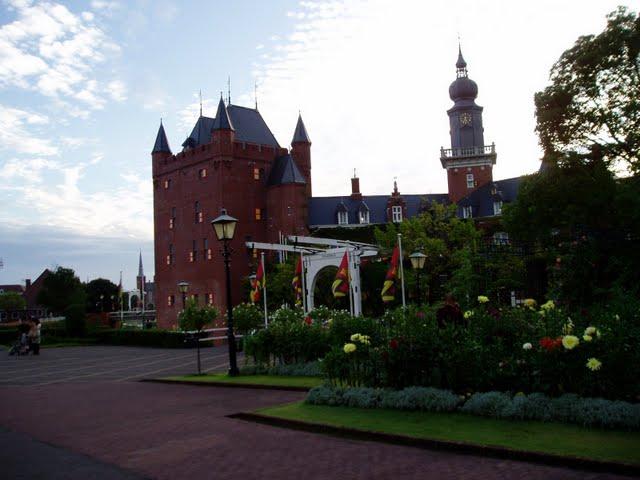 オランダ風建物