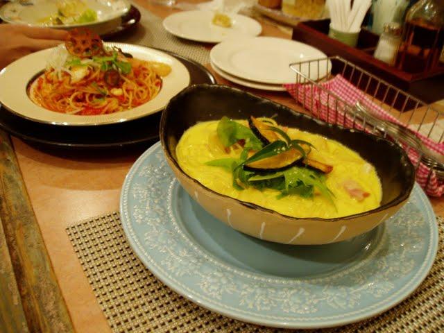 焼津で食べたイタリアン