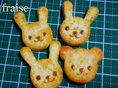 ウサギクッキー