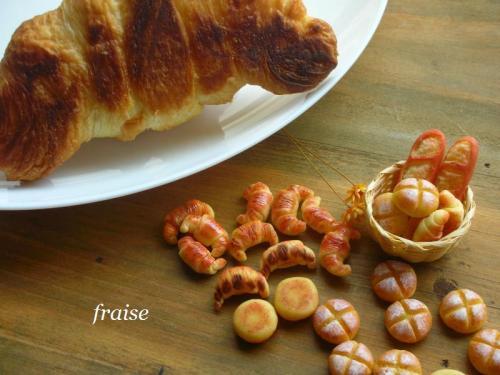 丸いフランスパン2